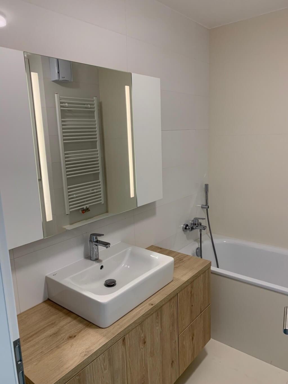 Prenajaté: Na prenájom nový 4 izbový byt v novostavbe v centre, Beskydska 10, za Ymcou, klimatizacia,parkovanie-9