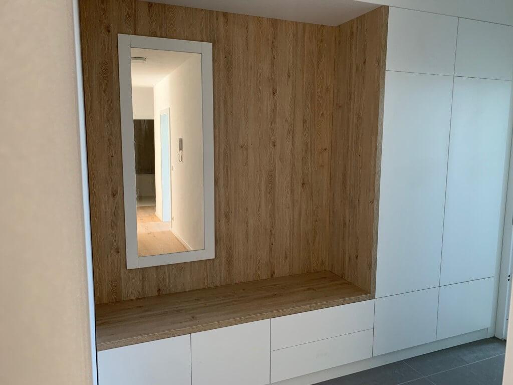 Prenajaté: Na prenájom nový 4 izbový byt v novostavbe v centre, Beskydska 10, za Ymcou, klimatizacia,parkovanie-11