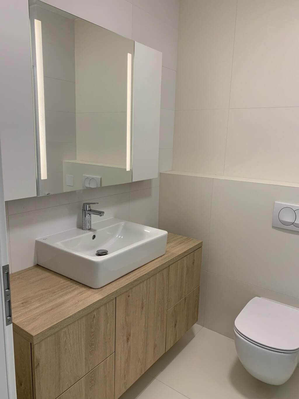 Prenajaté: Na prenájom nový 4 izbový byt v novostavbe v centre, Beskydska 10, za Ymcou, klimatizacia,parkovanie-12