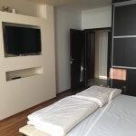 Prenajate: Prenájom 4 izbového luxusného bytu, Pri Slavíne, novostavba, 2x parkovanie, Boženy Nemcovej, Centrum-37