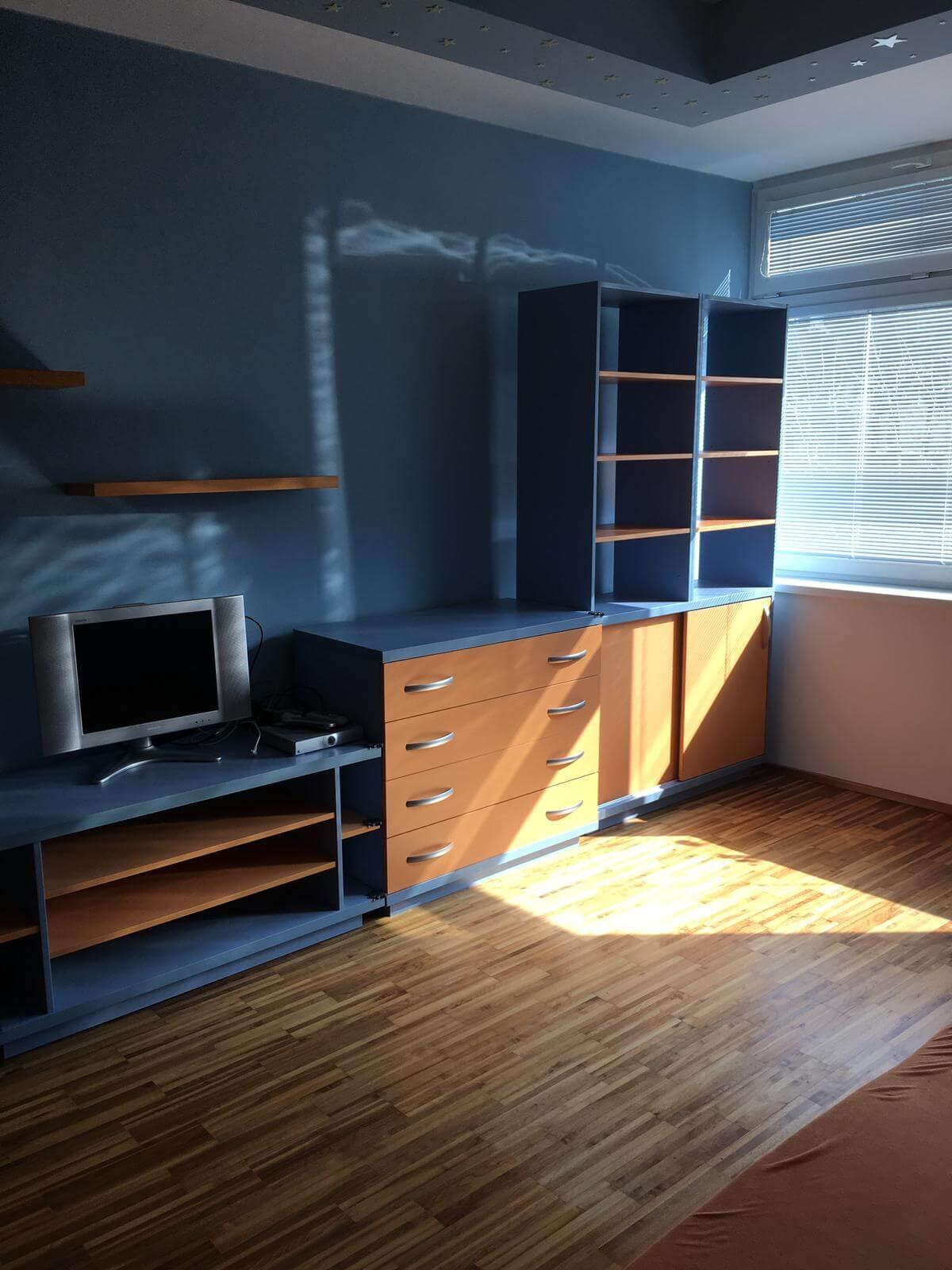 Prenajate: Prenájom 4 izbového luxusného bytu, Pri Slavíne, novostavba, 2x parkovanie, Boženy Nemcovej, Centrum-14