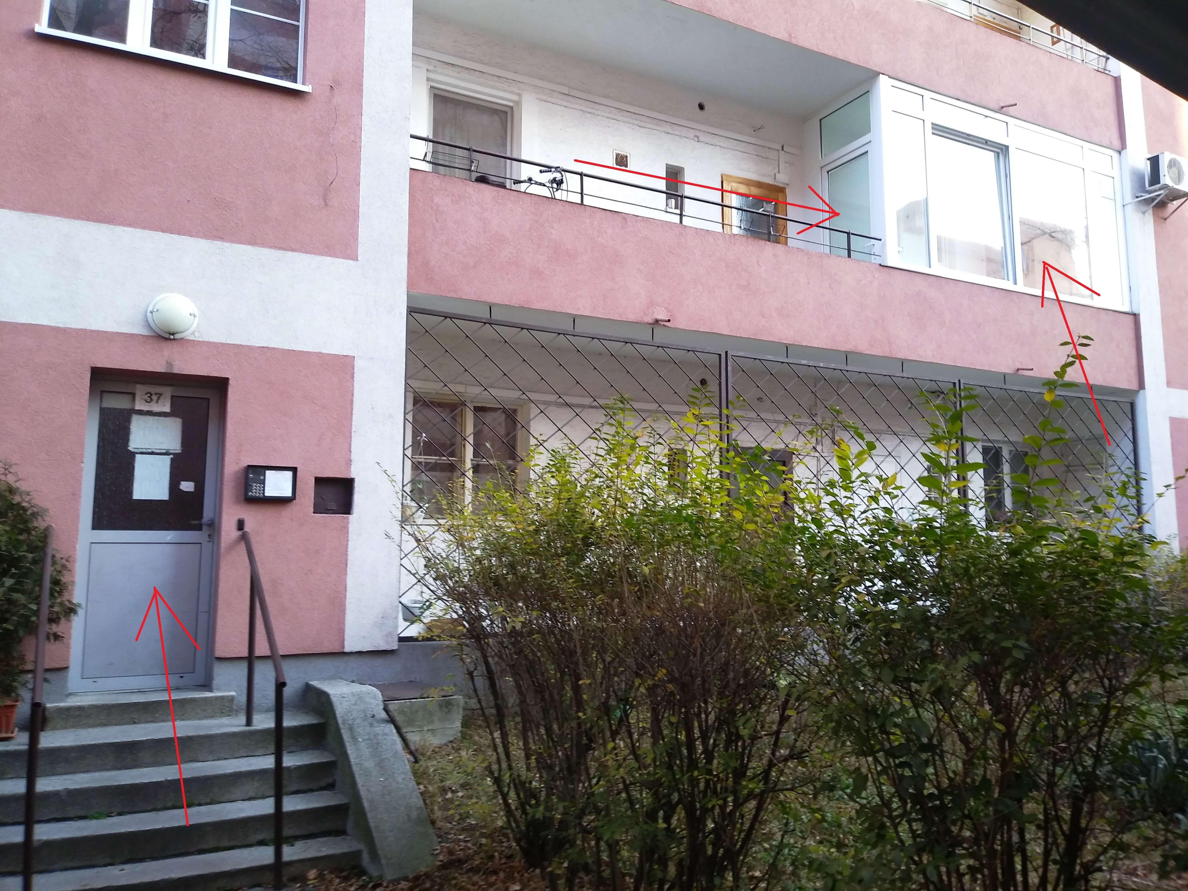 Prenájom jednej izby v 2 izb. byte, staré mesto, Šancová ulica, Bratislava, 80m2, zariadený-40