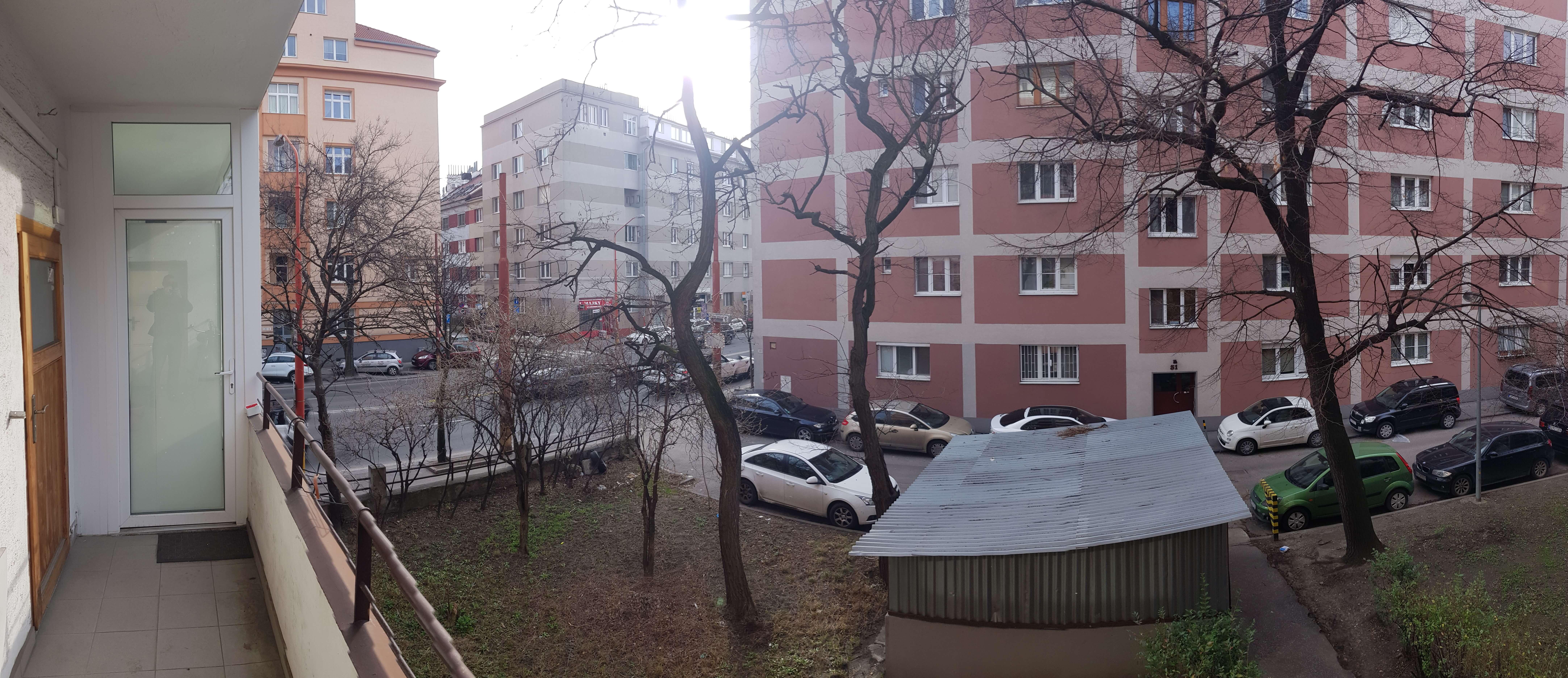 Prenájom jednej izby v 2 izb. byte, staré mesto, Šancová ulica, Bratislava, 80m2, zariadený-8