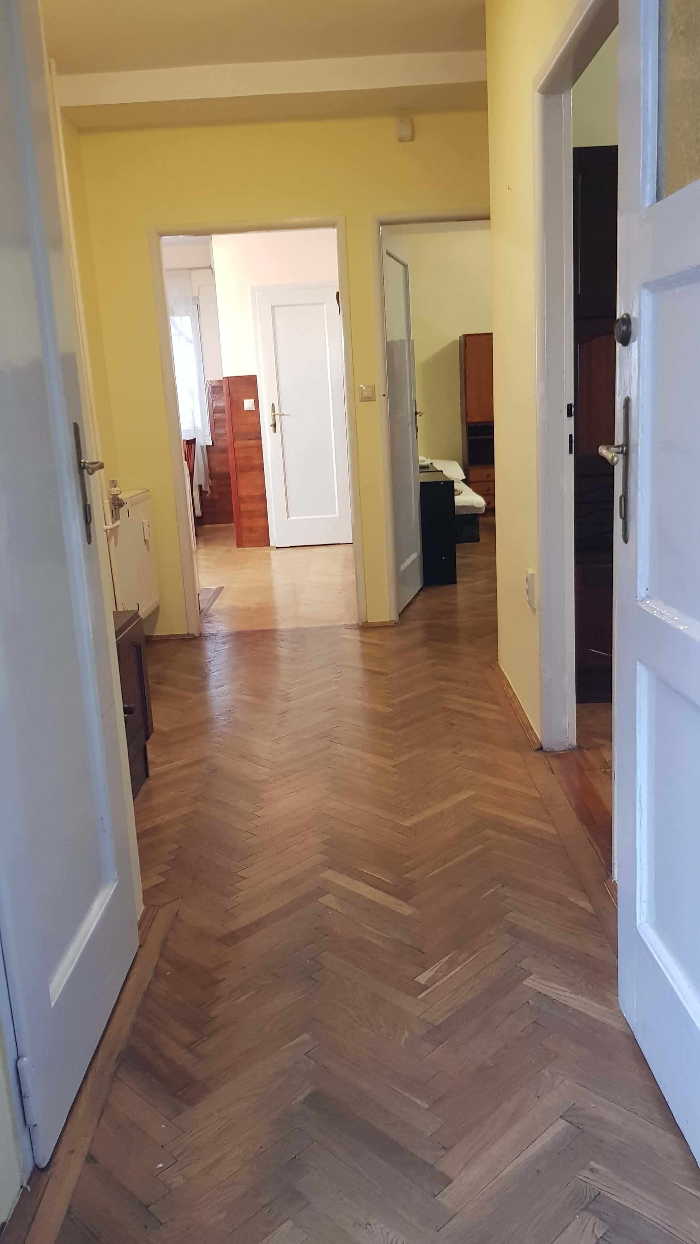 Prenájom jednej izby v 2 izb. byte, staré mesto, Šancová ulica, Bratislava, 80m2, zariadený-6