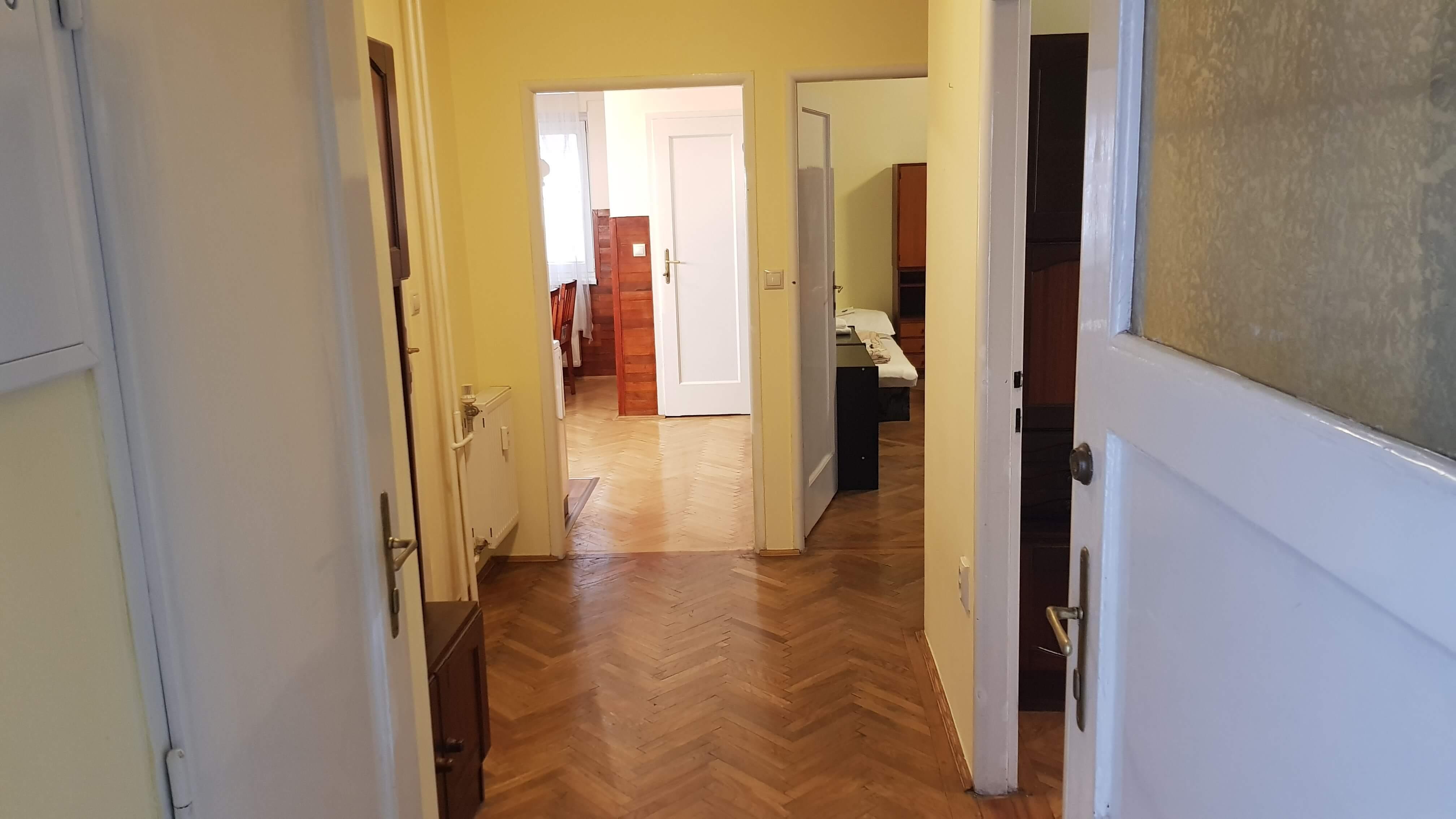 Prenájom jednej izby v 2 izb. byte, staré mesto, Šancová ulica, Bratislava, 80m2, zariadený-5