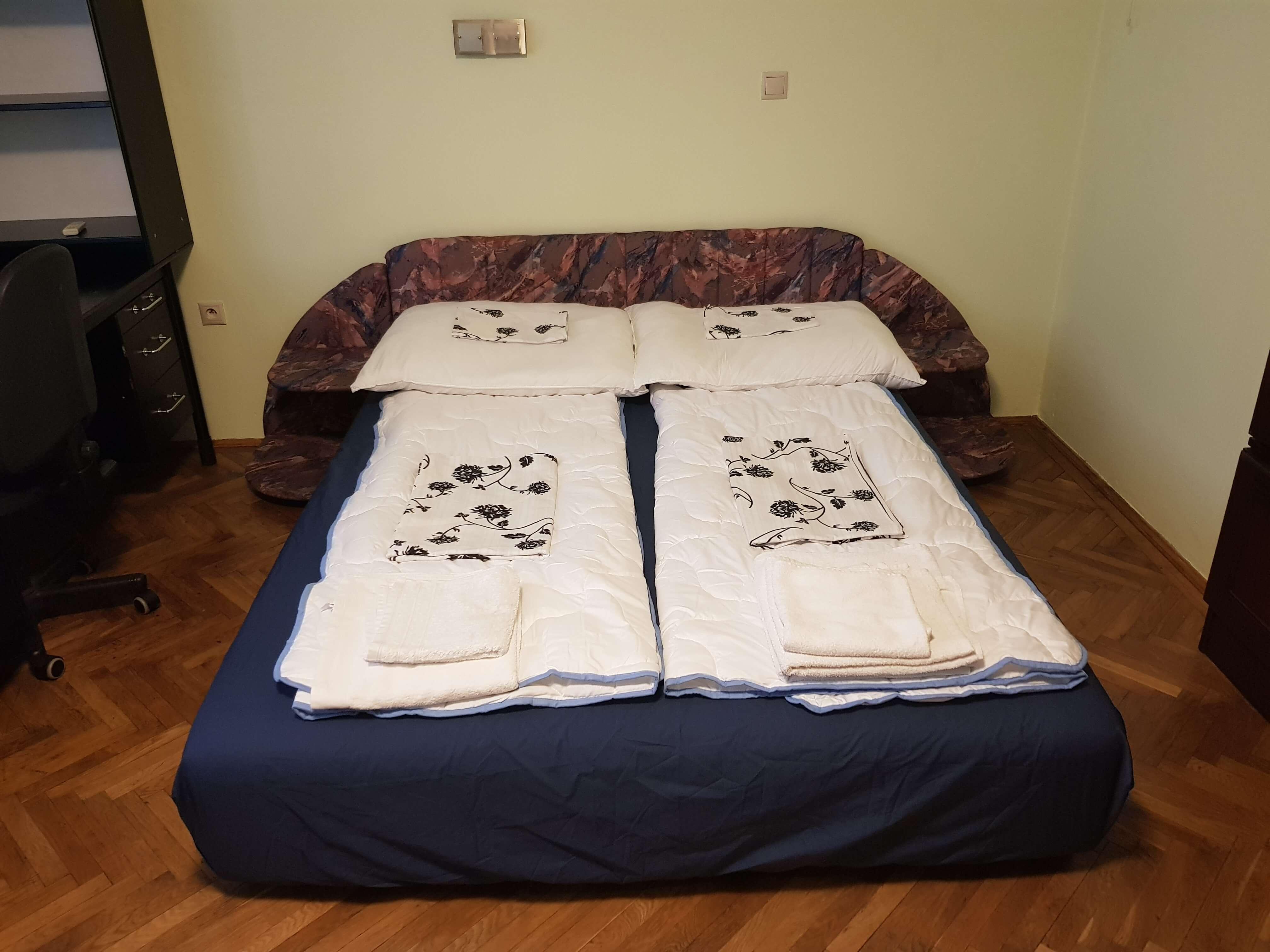 Prenájom jednej izby v 2 izb. byte, staré mesto, Šancová ulica, Bratislava, 80m2, zariadený-21