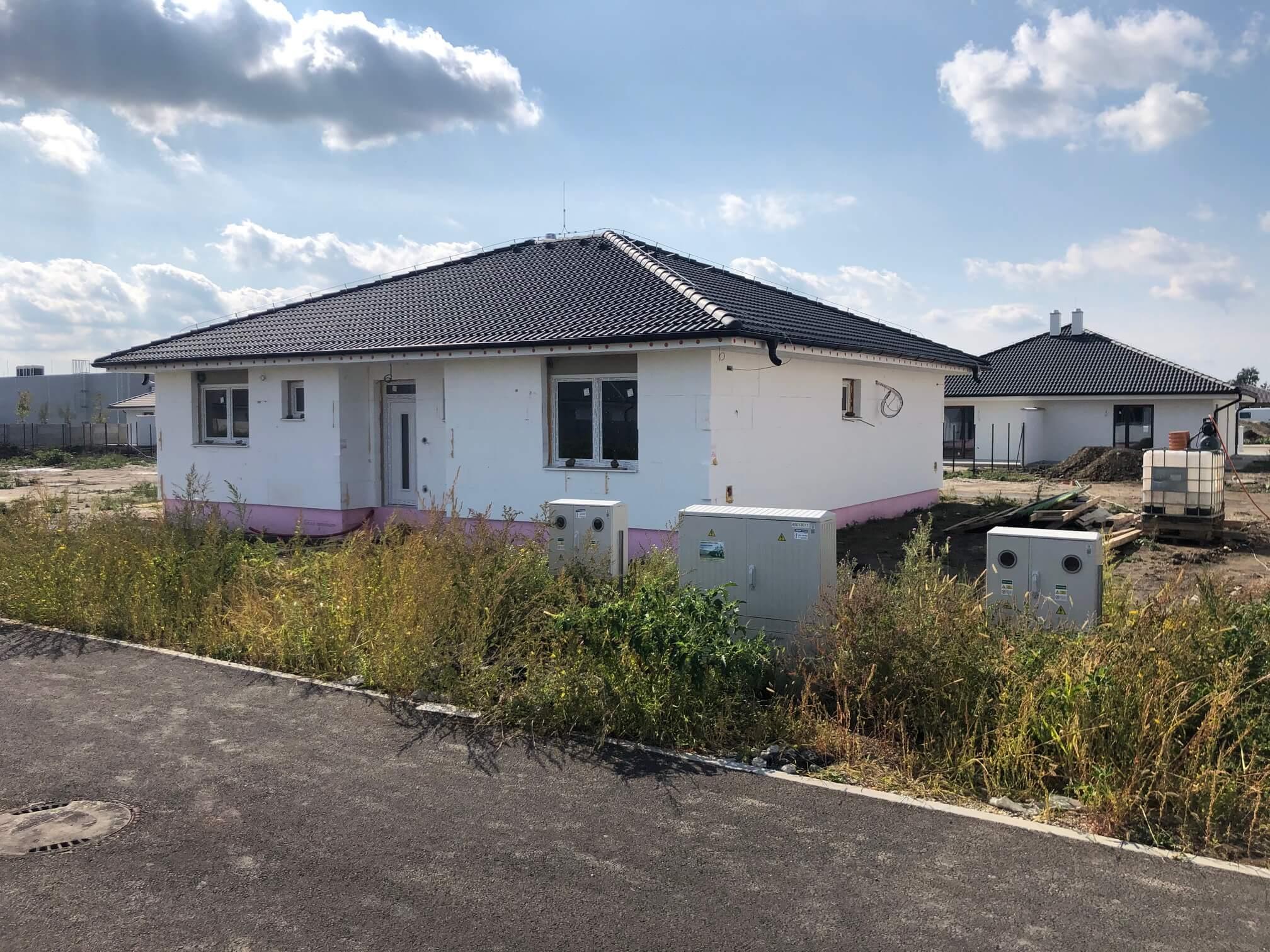 Predané: Exkluzívne 4 izbový Rodinný dom BUNGALOV 116m2, Miloslavov, pozemok 600m2-13