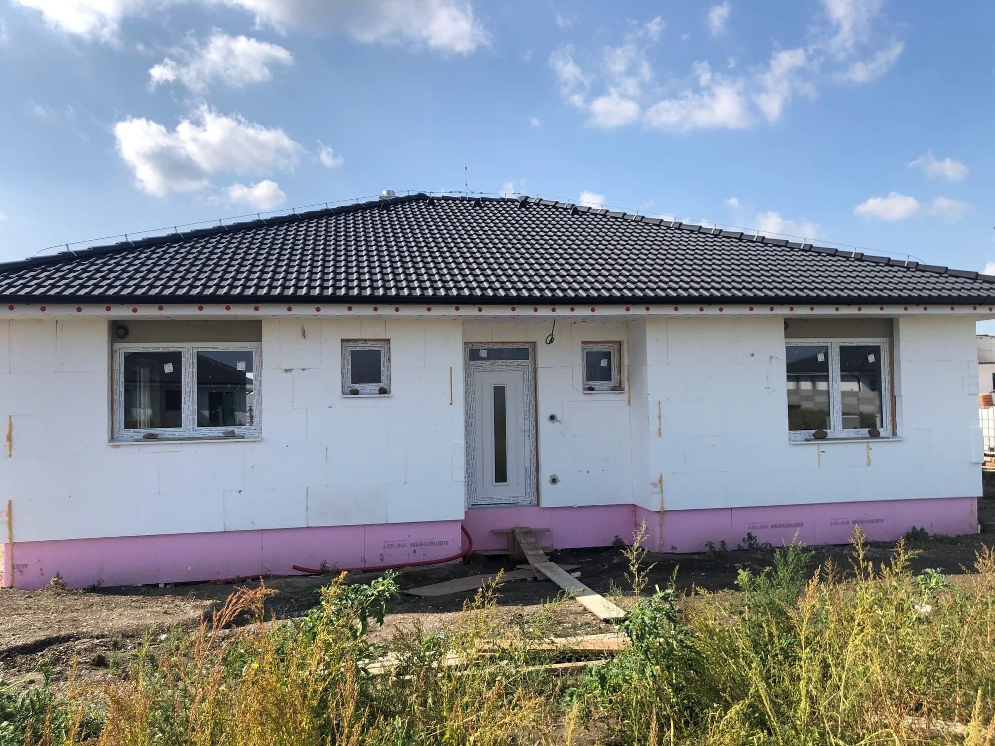 Predané: Exkluzívne 4 izbový Rodinný dom BUNGALOV 116m2, Miloslavov, pozemok 600m2-1