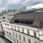 Prenajaté: Na prenájom exkluzívne 2 izbový byt, 73,34m2, v Centre BA, Gorkeho 7, 7 poschodie-11