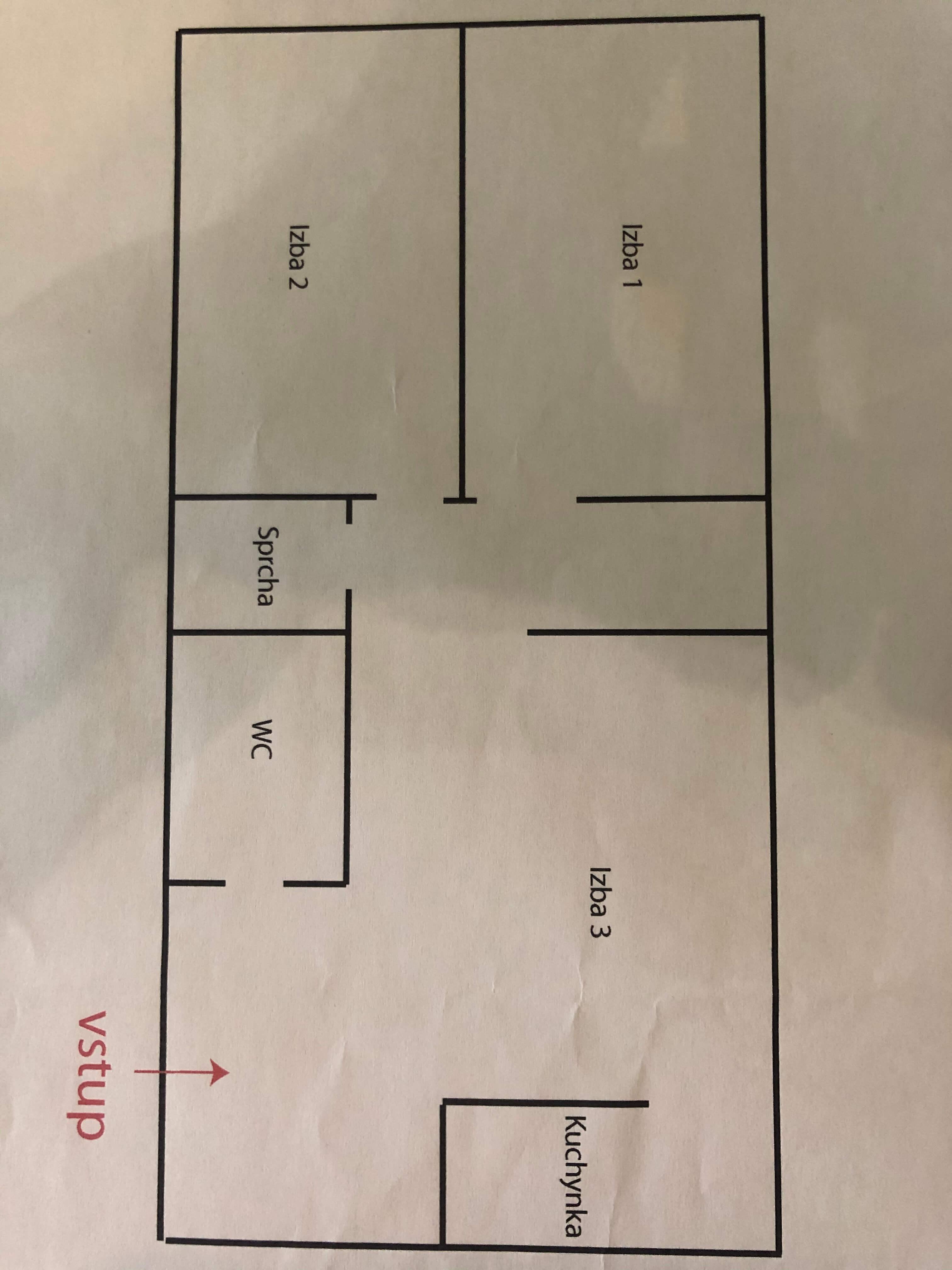 Prenajaté: Na prenájom exkluzívny nebytový priestor, kancelárie, 3 izby, 35m2, v Centre BA, Gorkeho 1,-2