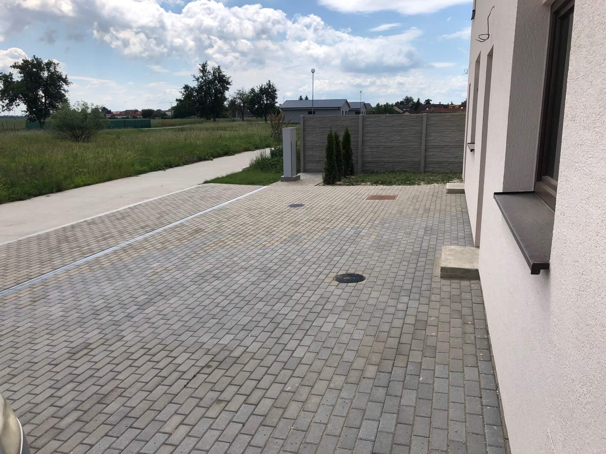 Predané: Rodinný dom 3 izbový, Novostavba, Kalinkovo, pri hrádzi, úžitková 92,85m2, záhrada 145m2-6