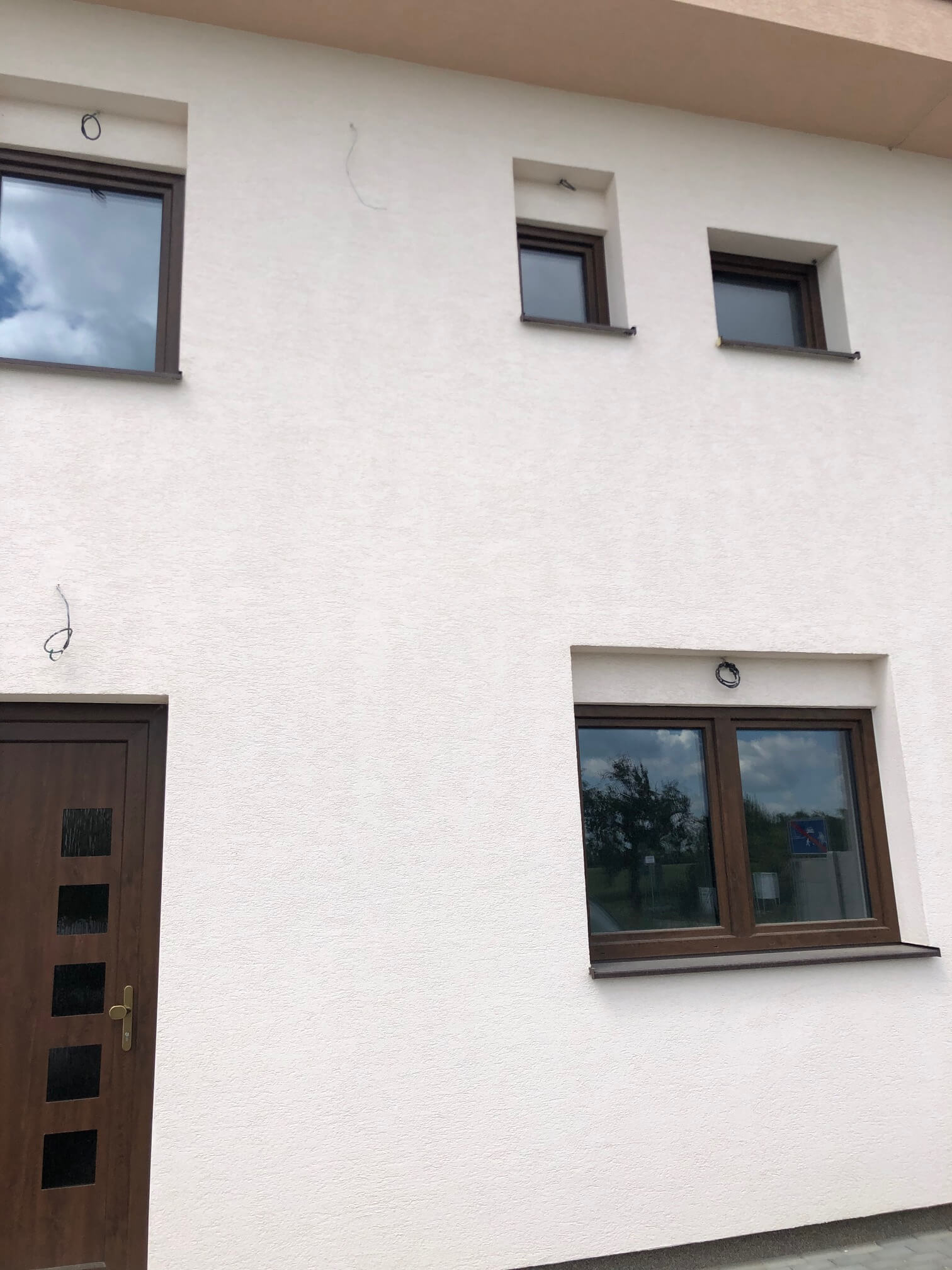 Predané: Rodinný dom 3 izbový, Novostavba, Kalinkovo, pri hrádzi, úžitková 92,85m2, záhrada 145m2-1