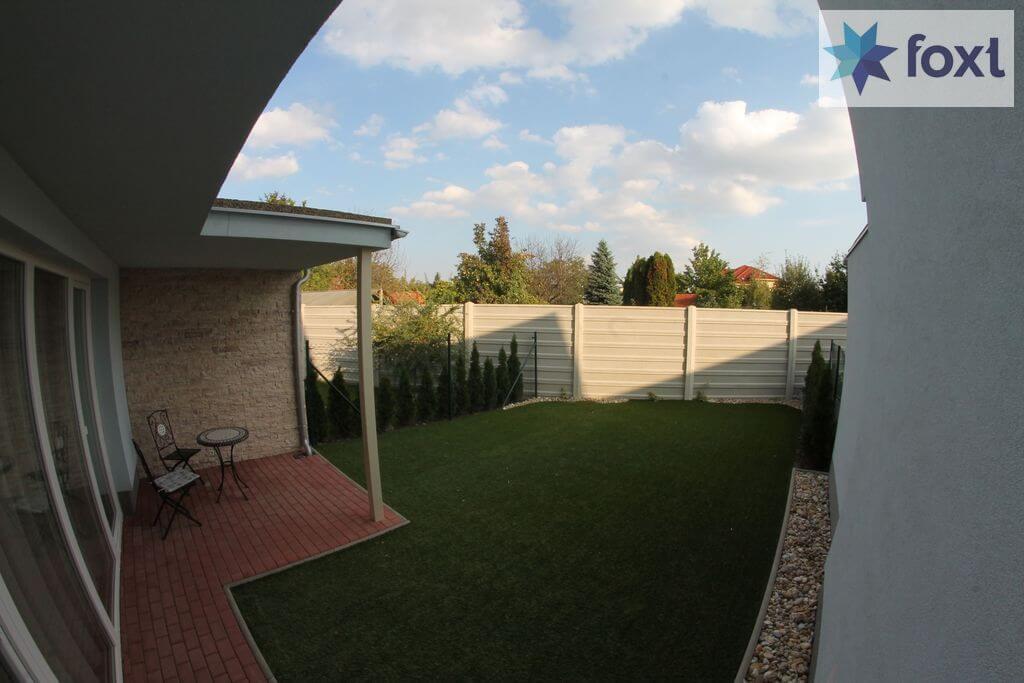 Prenájom 4izb Novostavby RD kompletne zariadneného,Hrachova, Prievoz, Bratislava 281m2, záhrada 65m2-39