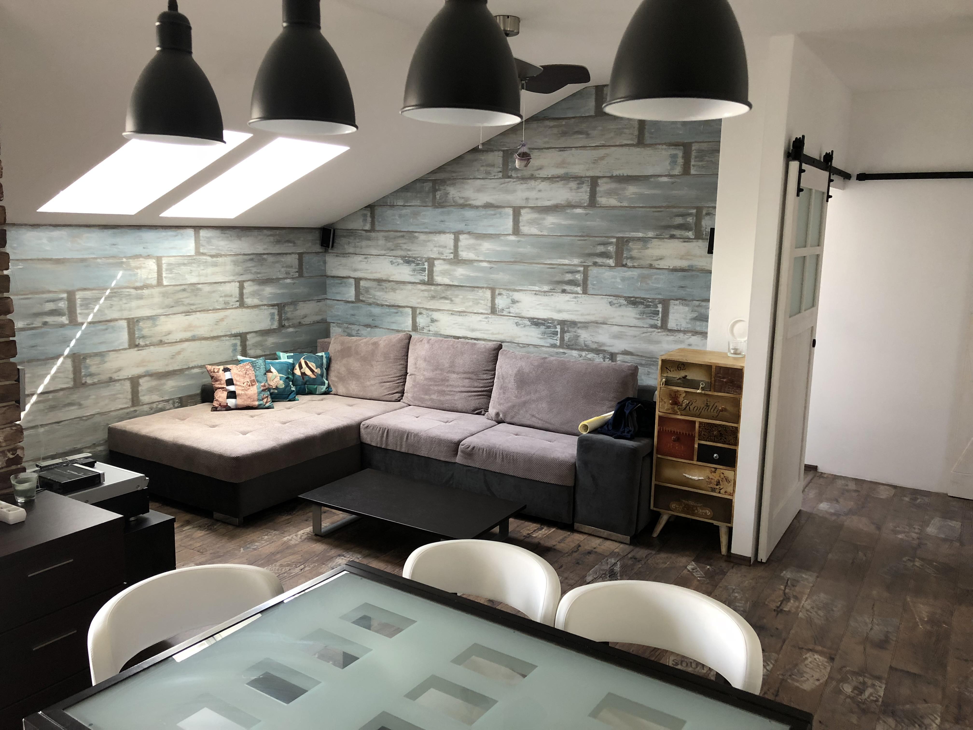 3 izbový apartmán pri mori v Chorvátsku, Biogradská riviera Turanj, 100m2 + garaž, 70m od mora-1