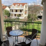 3 izbový apartmán pri mori v Chorvátsku, Biogradská riviera Turanj, 100m2 + garaž, 70m od mora-8