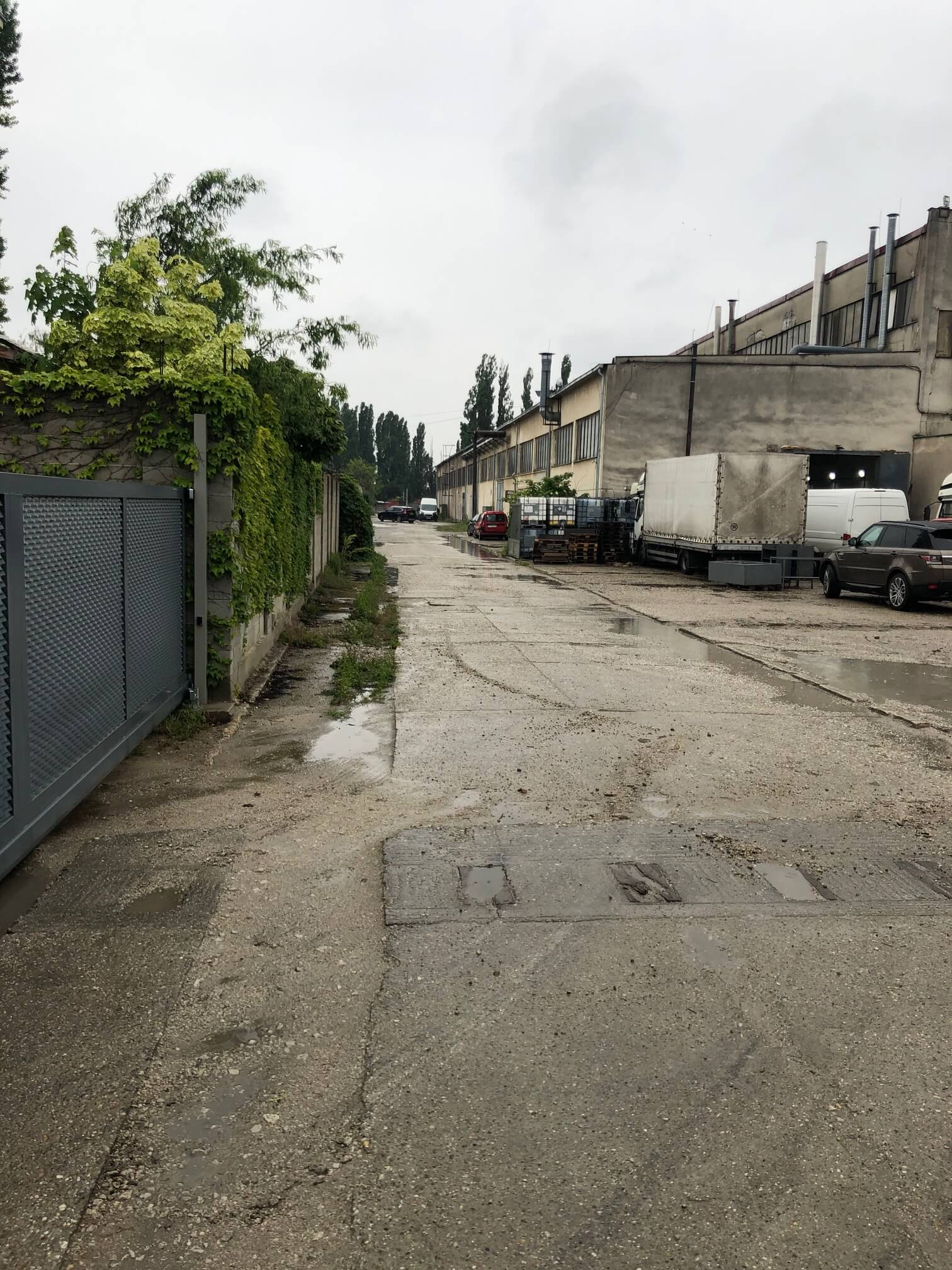 Prenajaté: Skladová, výrobná plocha v hlavnom sklade, 2000m2, ulica Skladová, Trnava-7