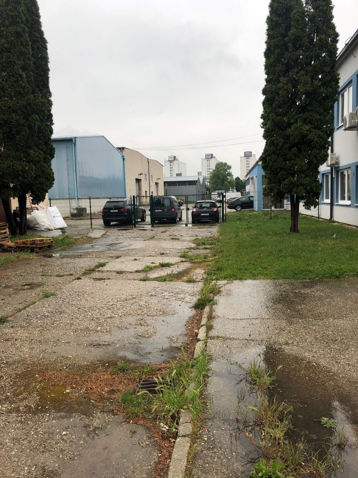 Prenajaté: Skladová, výrobná plocha v hlavnom sklade, 2000m2, ulica Skladová, Trnava-6