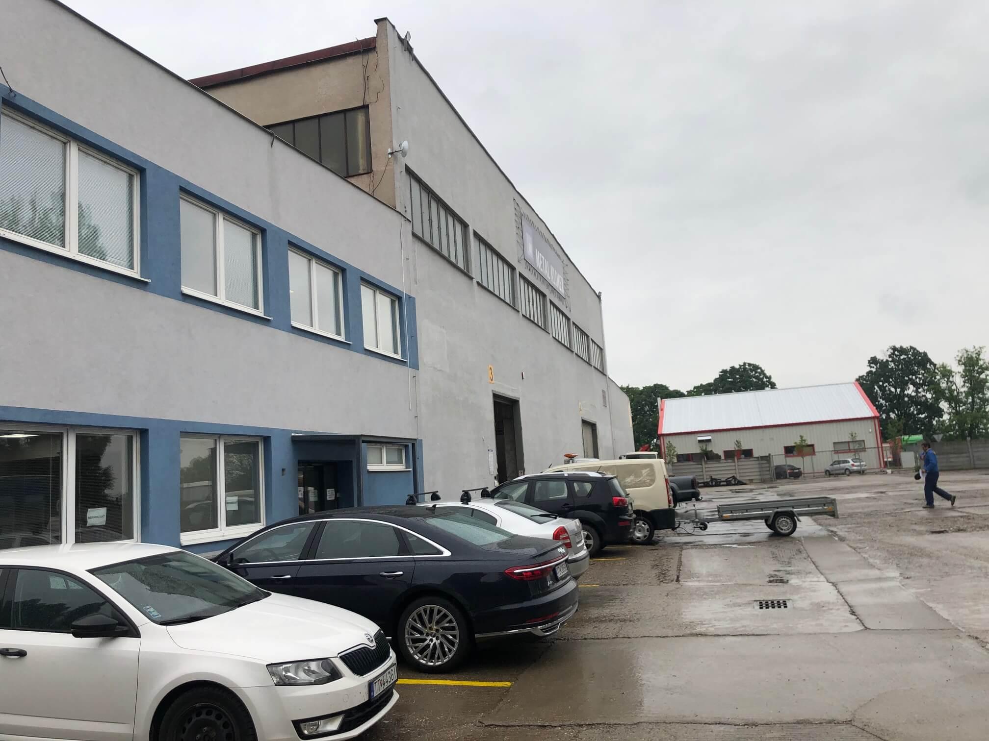 Prenajaté: Skladová, výrobná plocha v hlavnom sklade, 2000m2, ulica Skladová, Trnava-5