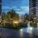 Predané: 2 izbový byt v Sky parku, III Veža,  17 poschodie, úžitková 50,51m2, Loggia 4,99m2,parkovacie miesto-19