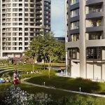 Predané: 2 izbový byt v Sky parku, III Veža,  17 poschodie, úžitková 50,51m2, Loggia 4,99m2,parkovacie miesto-28