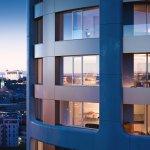 Predané: 2 izbový byt v Sky parku, III Veža,  17 poschodie, úžitková 50,51m2, Loggia 4,99m2,parkovacie miesto-16