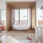 Predané: 2 izbový byt v Sky parku, III Veža,  17 poschodie, úžitková 50,51m2, Loggia 4,99m2,parkovacie miesto-9