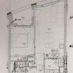 Predané: 2 izbový byt v Sky parku, III Veža,  17 poschodie, úžitková 50,51m2, Loggia 4,99m2,parkovacie miesto-1