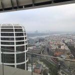 Predané: 2 izbový byt v Sky parku, I Veža, 6 nadzemné podlažie, úžitková 46,28 m2 ,Loggia 4,75m2, parkovanie-13