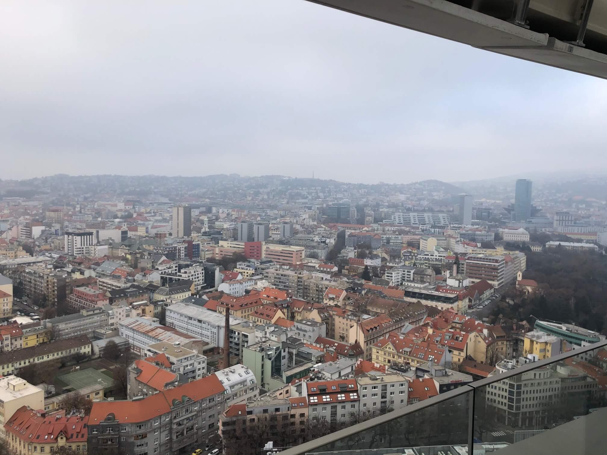 Predané: 2 izbový byt v Sky parku, I Veža, 6 nadzemné podlažie, úžitková 46,28 m2 ,Loggia 4,75m2, parkovanie-12