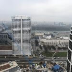 Predané: 2 izbový byt v Sky parku, I Veža, 6 nadzemné podlažie, úžitková 46,28 m2 ,Loggia 4,75m2, parkovanie-7