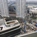 Predané: 2 izbový byt v Sky parku, I Veža, 6 nadzemné podlažie, úžitková 46,28 m2 ,Loggia 4,75m2, parkovanie-4