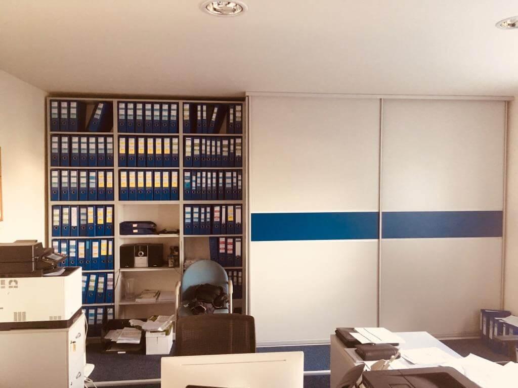Troj podlažná budova s 10 kanceláriami, Riznerova ulica v Bratislave, nad hradom, úžitková 610m2-16