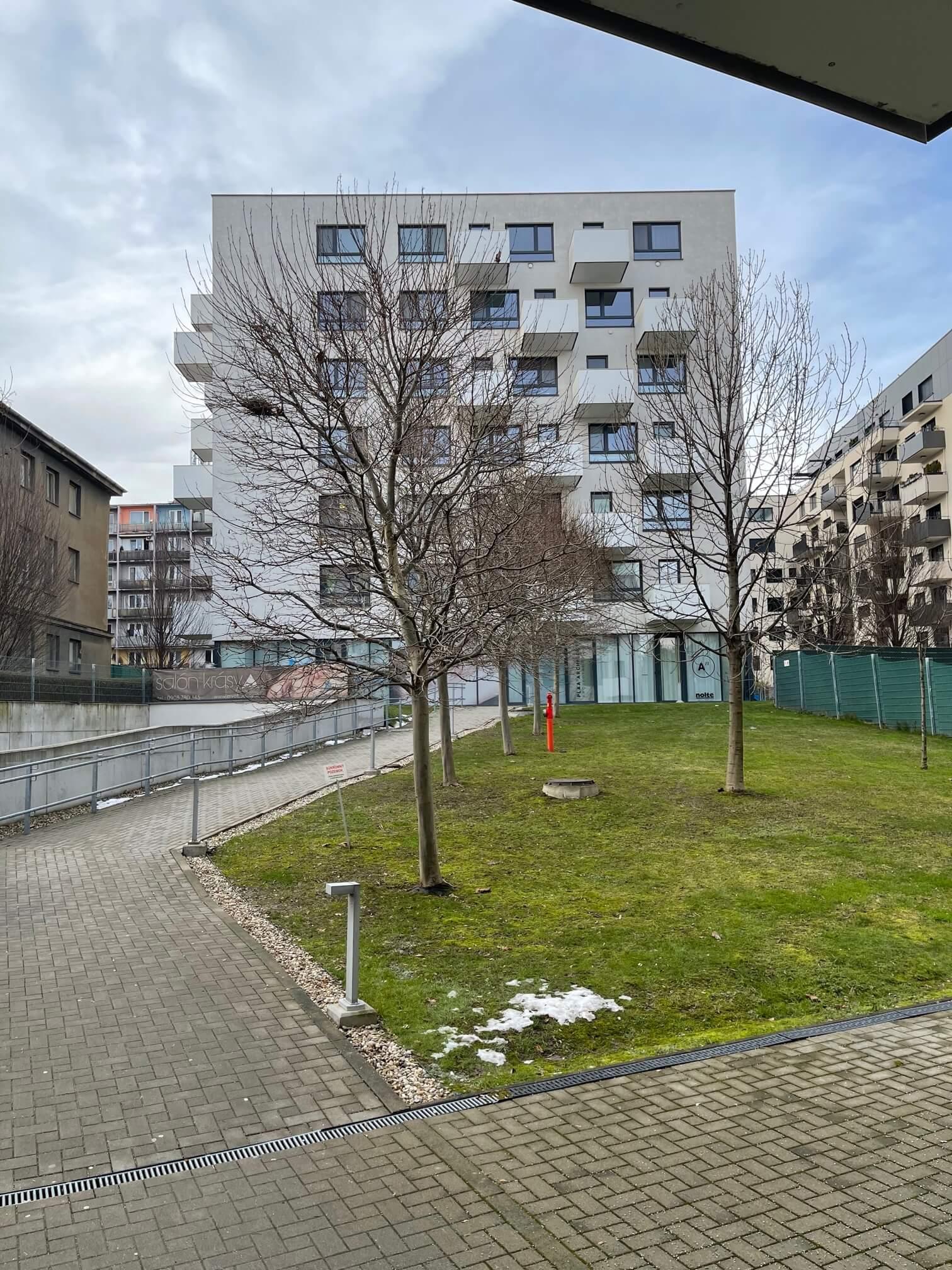 Exkluzívne na predaj 1 izbový byt, novostavba v  centre, Radlinského 45, úžitková plocha  32,35 m2-27