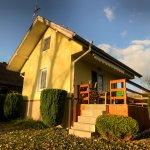 Predané: Exkluzívne 3 izbová chata o výmere 70m2 s 300m2 pozemkom, 2 podložná, v Gabčíkove pri hrádzi, kompe-43