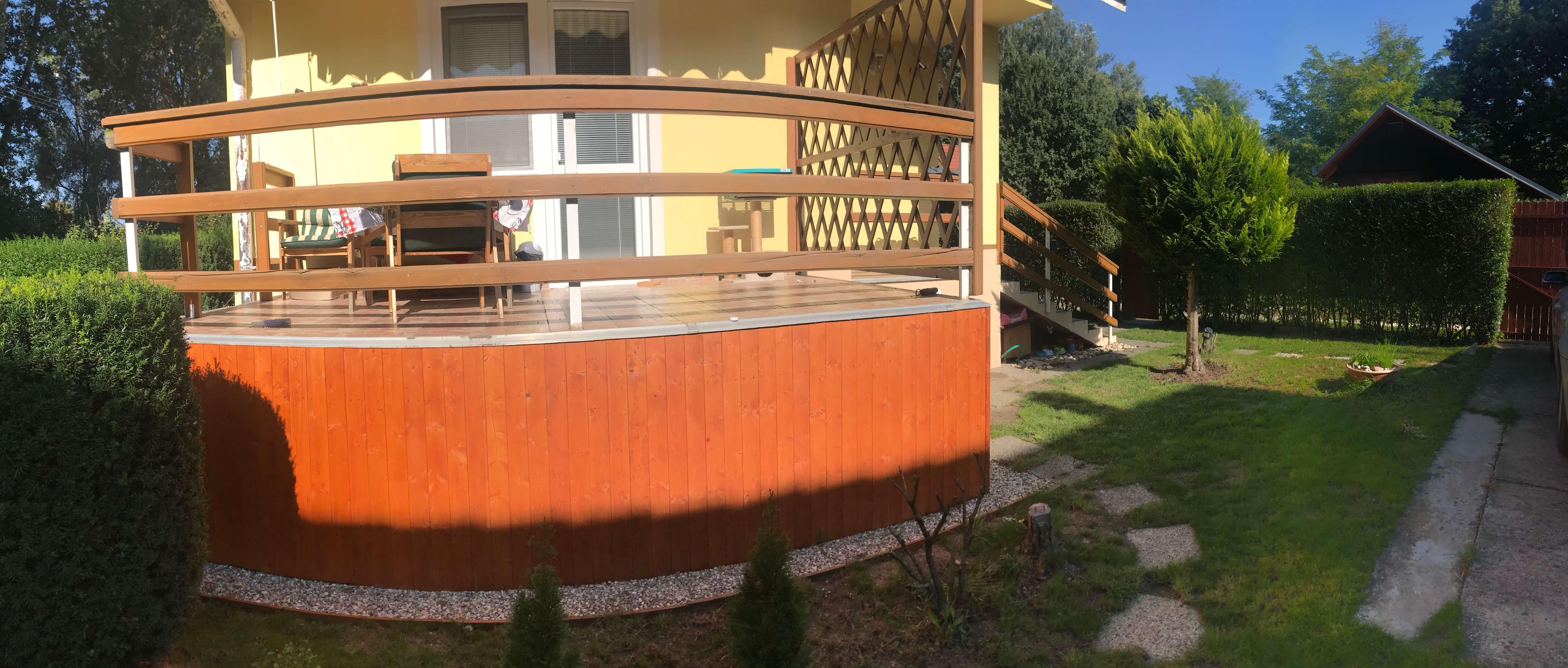 Predané: Exkluzívne 3 izbová chata o výmere 70m2 s 300m2 pozemkom, 2 podložná, v Gabčíkove pri hrádzi, kompe-4