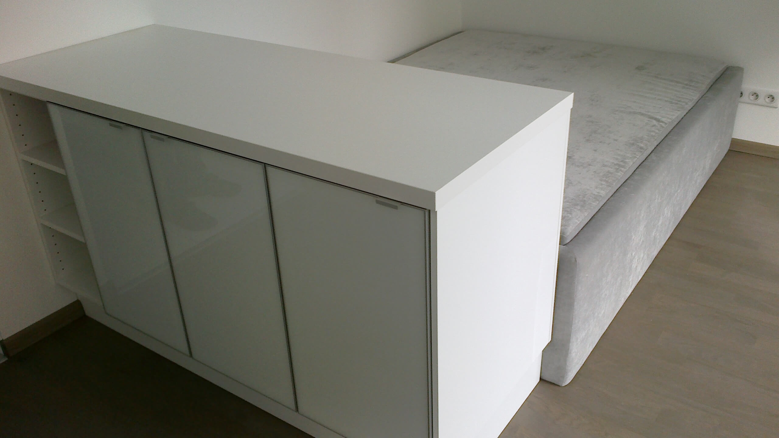 Exkluzívne na predaj 1 izbový byt, novostavba v  centre, Radlinského 45, úžitková plocha  32,35 m2-13