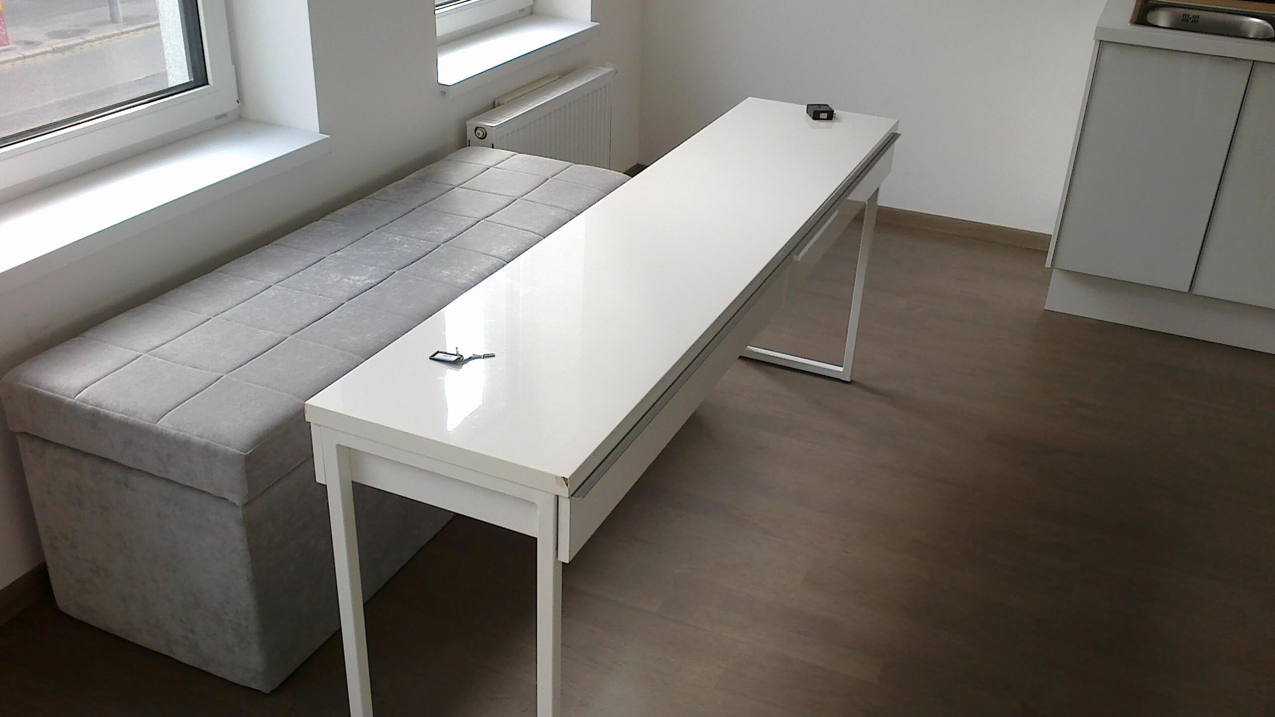 Exkluzívne na predaj 1 izbový byt, novostavba v  centre, Radlinského 45, úžitková plocha  32,35 m2-12