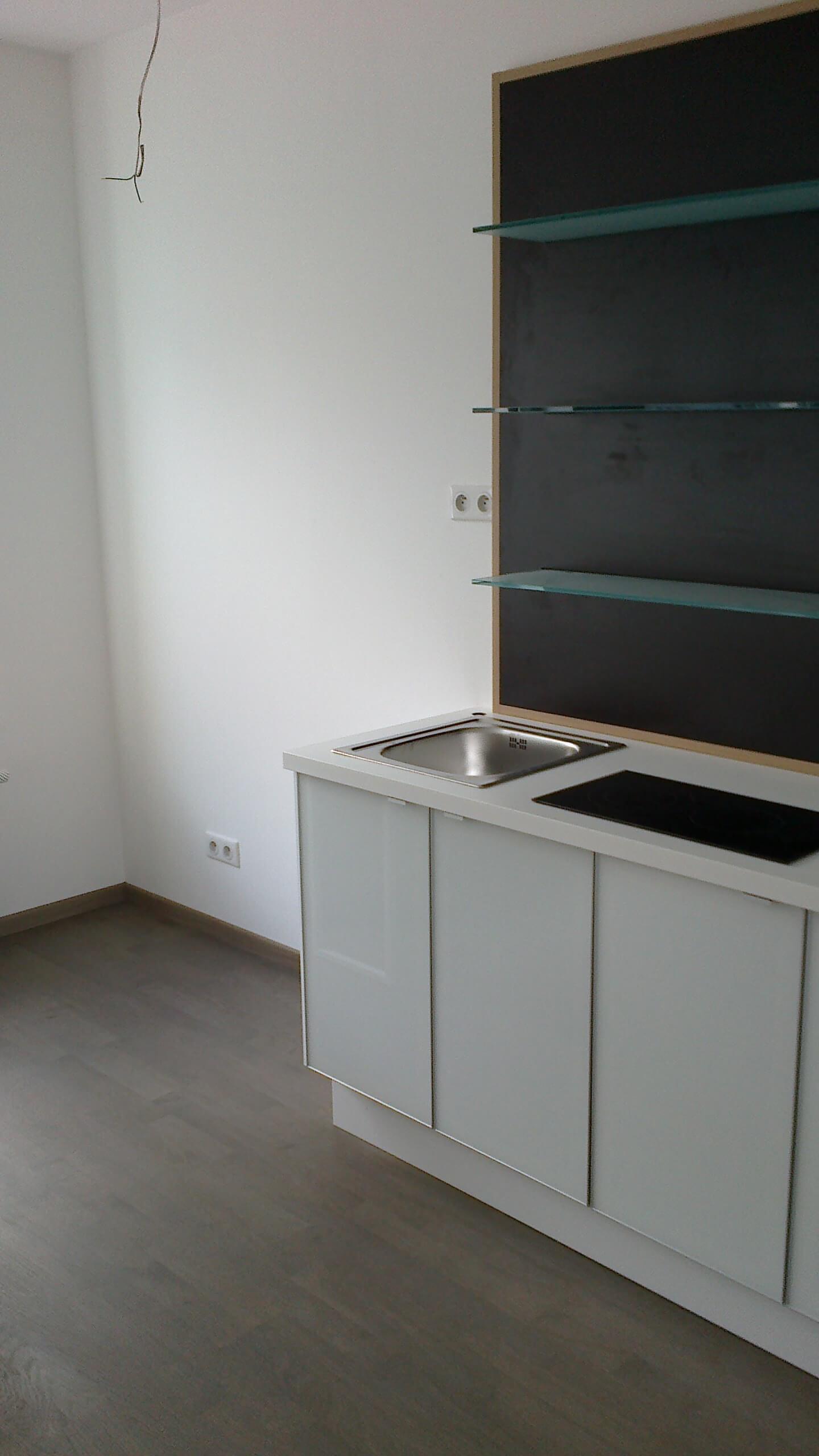 Exkluzívne na predaj 1 izbový byt, novostavba v  centre, Radlinského 45, úžitková plocha  32,35 m2-9