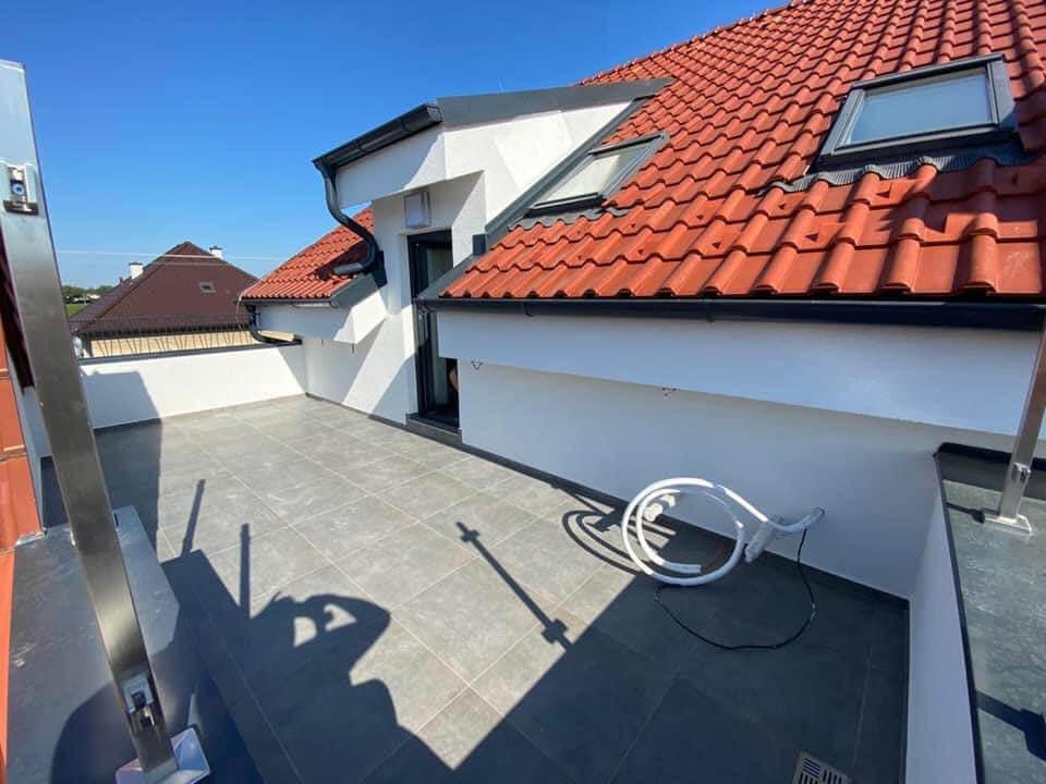 Na predaj novostavba, 2 izbový byt v Malackách, Kukučínová ulica,60m2, terasa 30m2, 2x parkovacie miesto-16