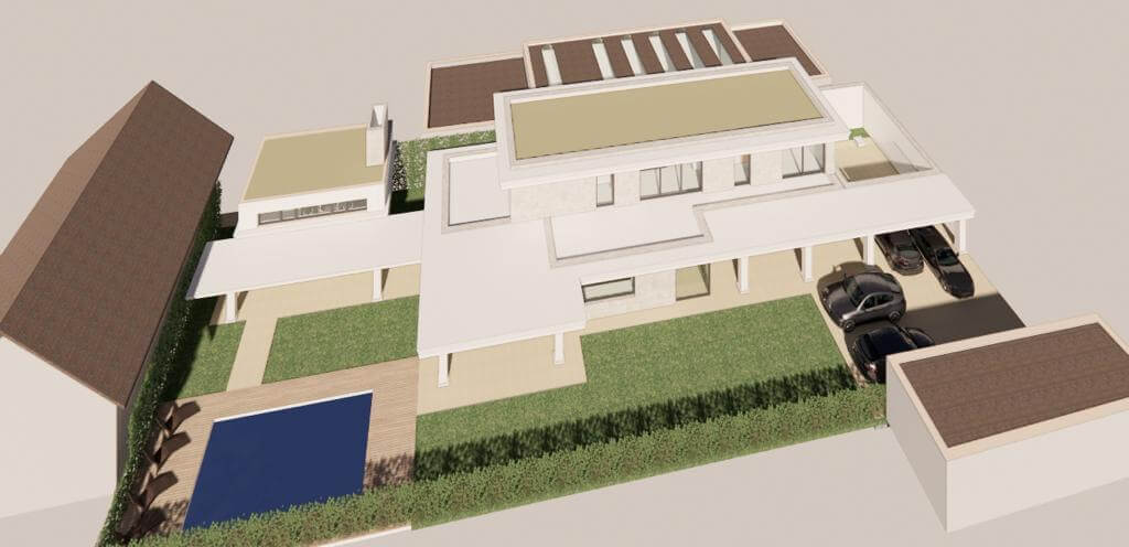 Stavebný pozemok, na výstavbu, Všetky siete, Malacky, Kukučínová ulica, 1037m2-24