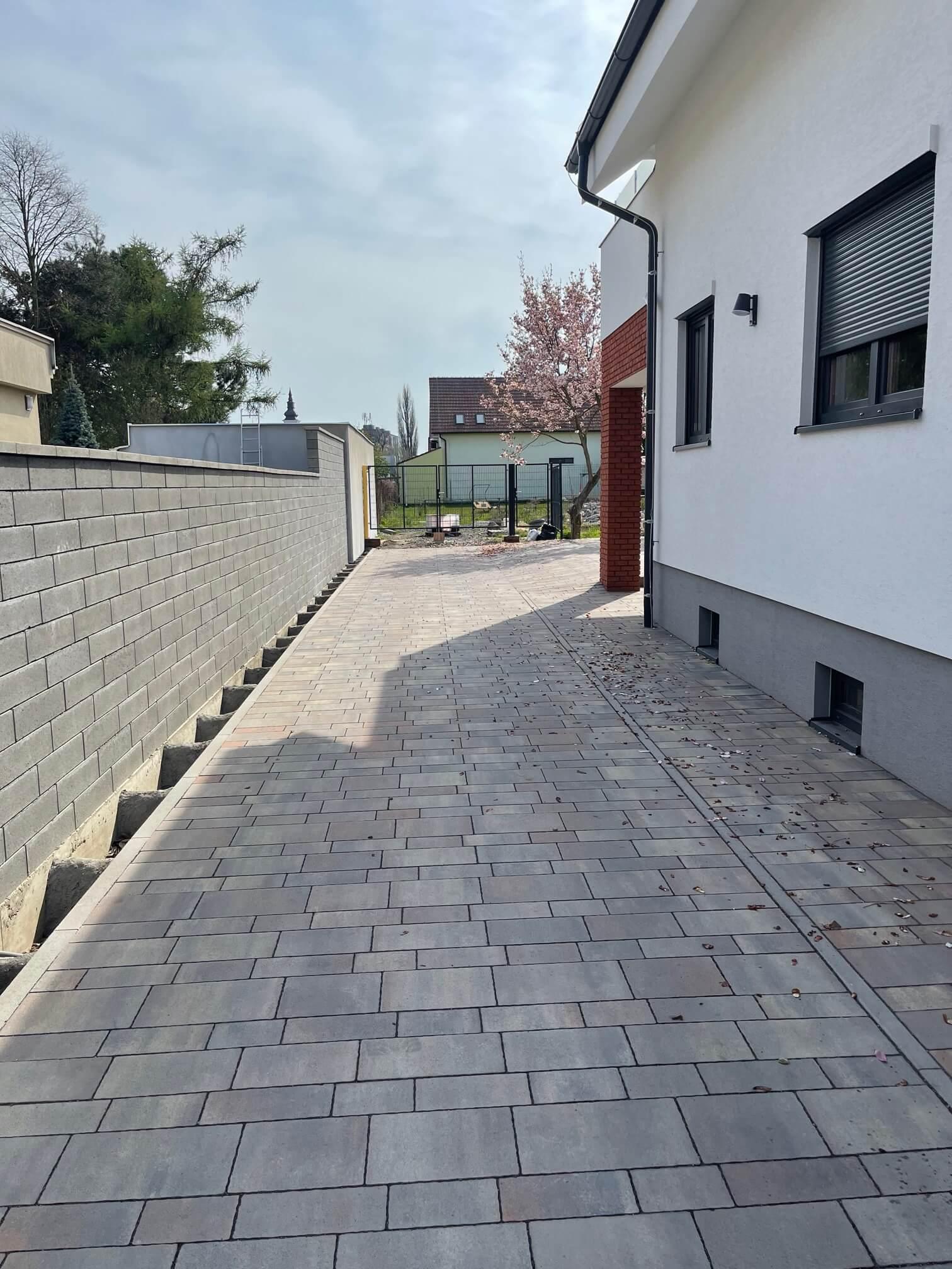 Stavebný pozemok, na výstavbu, Všetky siete, Malacky, Kukučínová ulica, 1037m2-17