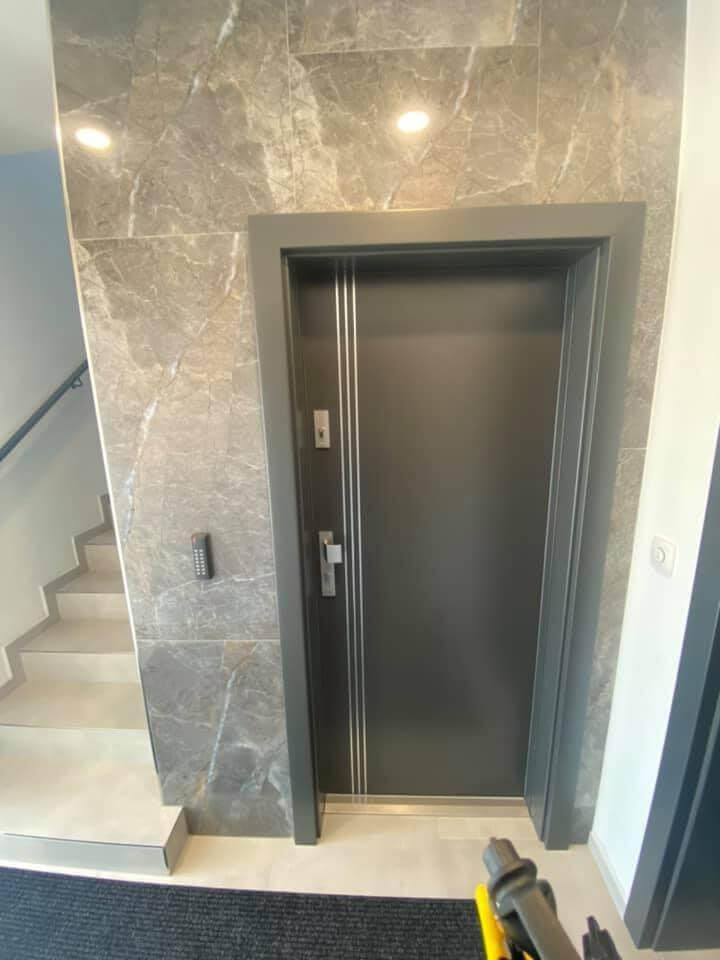 Na prenájom úplne nový 2 izbový byt v Malackách, Kukučínová,60m2, predzáhradka 18m2, 2x parkovonie-7