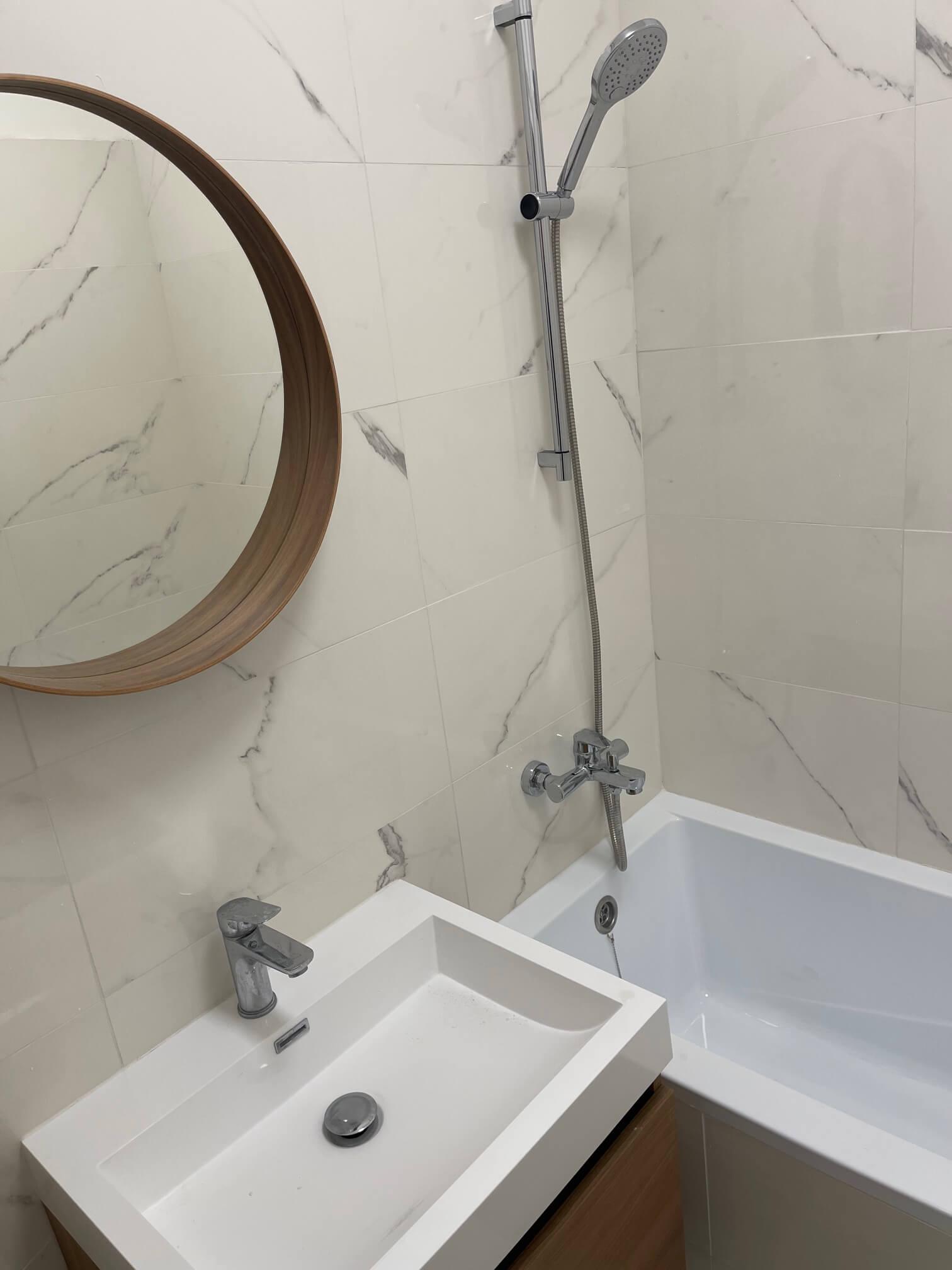 Exkluzívne na predaj zrekonštruovaný 2 izbový byt, 48m2, Fedáková 12, Dúbravka, pri OC Saratov-15