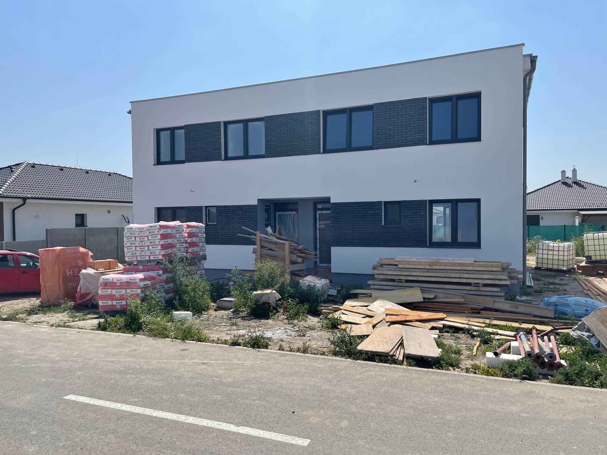 Exkluzívne 4 izbový Rodinný dom, 2 poschodový, úžitková 96,43m2, pozemok 230m2, Figová Miloslavov,-22