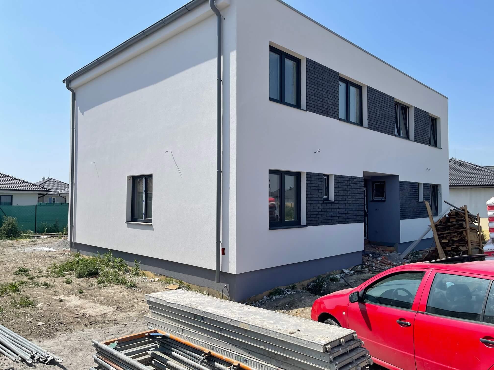 Exkluzívne 4 izbový Rodinný dom, 2 poschodový, úžitková 96,43m2, pozemok 230m2, Figová Miloslavov,-20