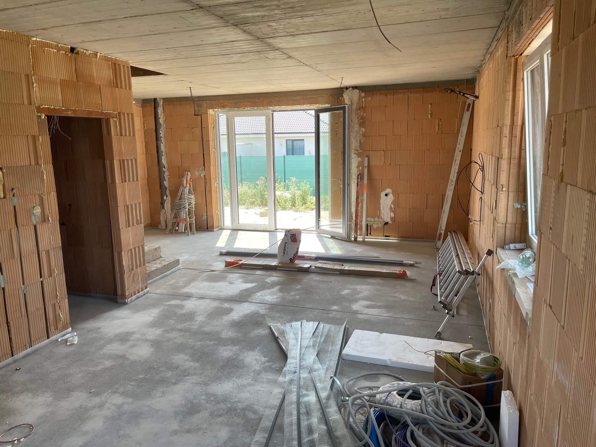 Exkluzívne 4 izbový Rodinný dom, 2 poschodový, úžitková 96,43m2, pozemok 230m2, Figová Miloslavov,-34