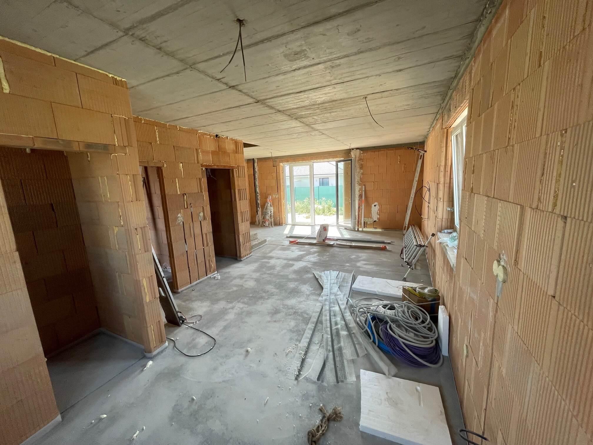 Exkluzívne 4 izbový Rodinný dom, 2 poschodový, úžitková 96,43m2, pozemok 230m2, Figová Miloslavov,-40
