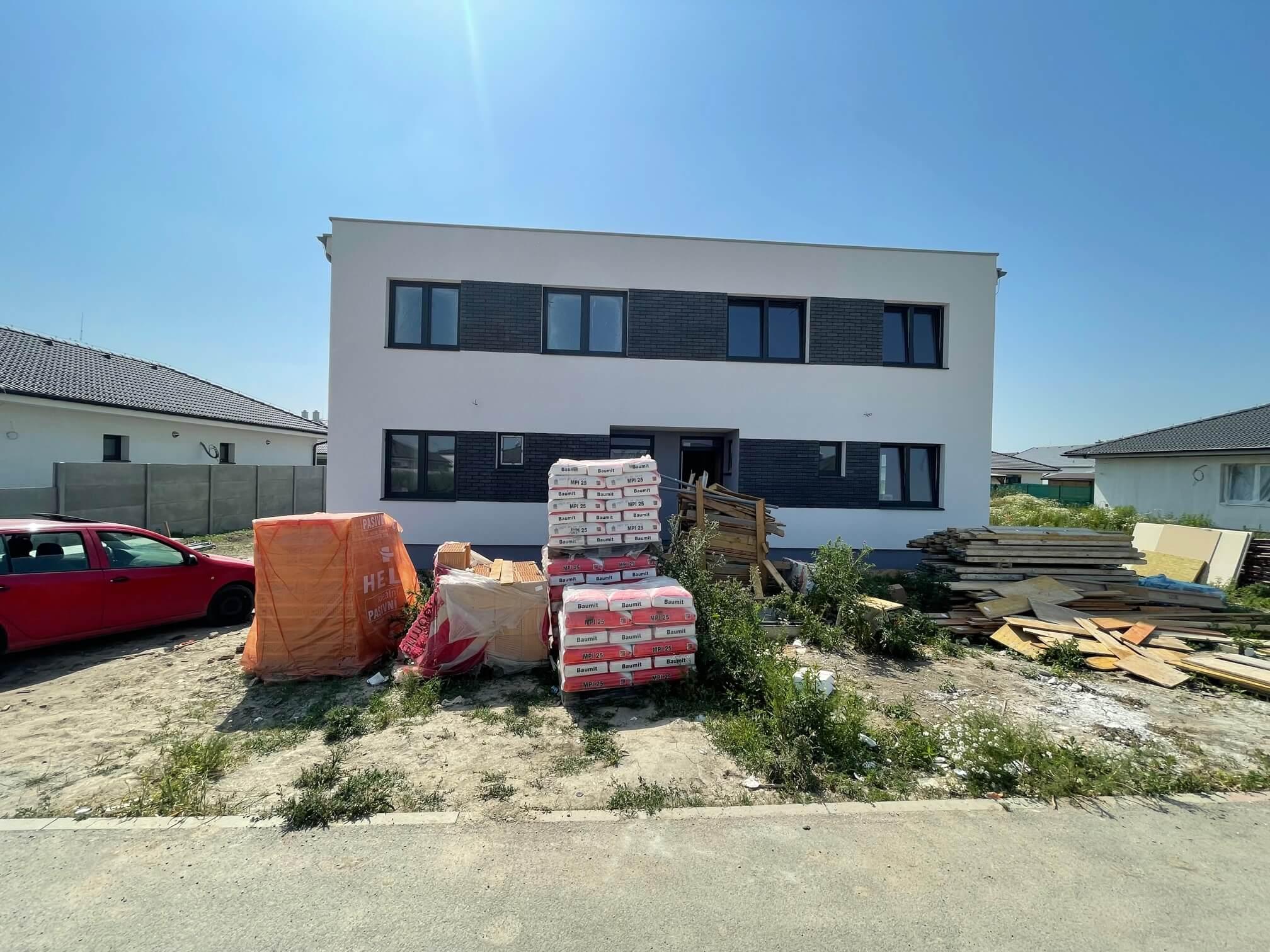 Exkluzívne 4 izbový Rodinný dom, 2 poschodový, úžitková 96,43m2, pozemok 230m2, Figová Miloslavov,-18