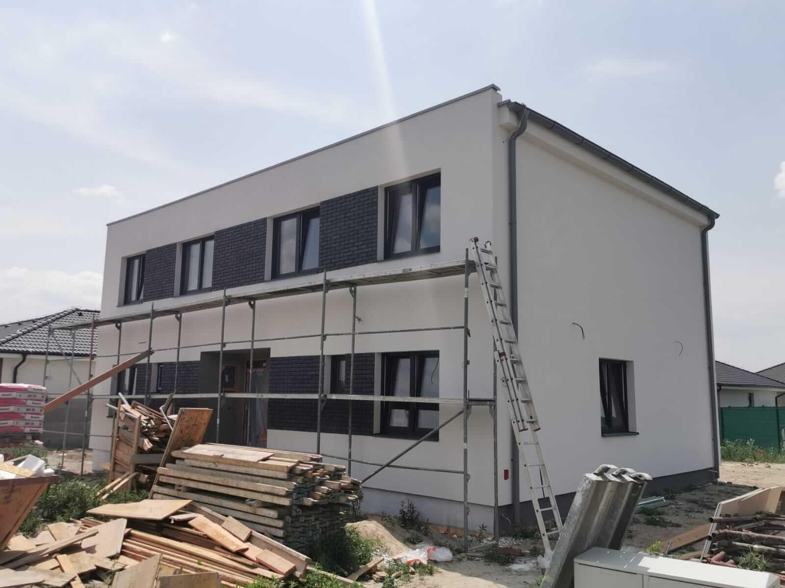 Exkluzívne 4 izbový Rodinný dom, 2 poschodový, úžitková 96,43m2, pozemok 230m2, Figová Miloslavov,-25