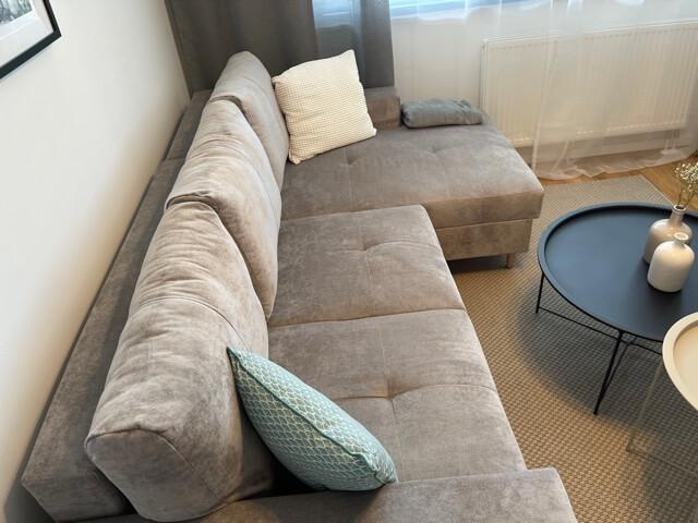 2 izbový byt úplne nový, centrum, Mýtna 50, 47,17m2, parkovanie, novostavba, zariadený, projekt Proxenta-24